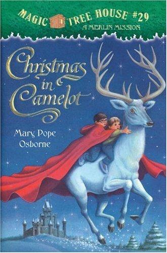 Magic Tree House Christmas Camelot Summary